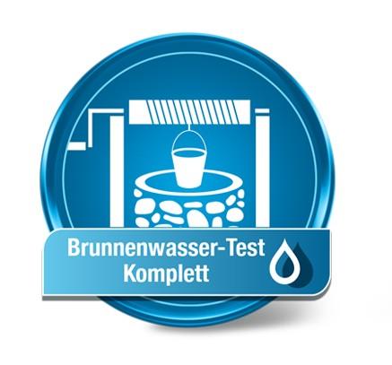 Brunnenwasser-Test Komplett