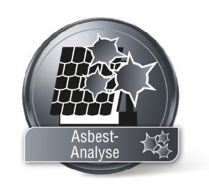 Unser Beststeller: Der Asbest Test aus deutschem Fachlabor.