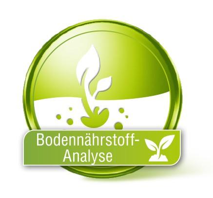 Bodenanalyse auf Nährstoffe