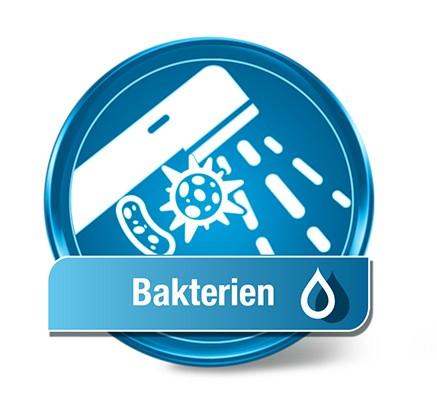 Wassertest Bakterien