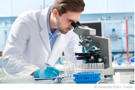 Unsere Laboranalysen werden nach höchsten Standards durchgeführt.