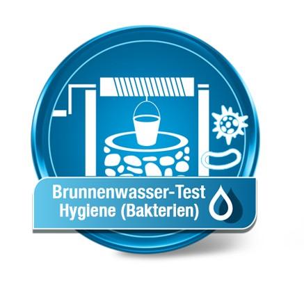 Brunnenwasser-Test Bakterien