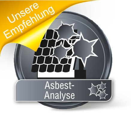 Asbest-Analyse